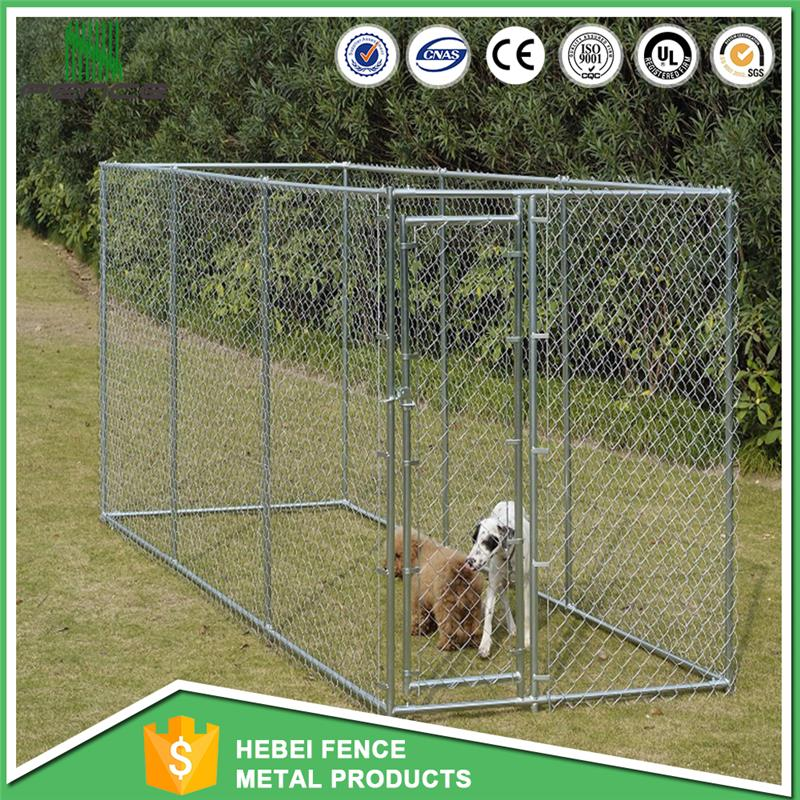 Heavy duty portable dog kennel made in China