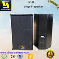 "SF-8 Single 8"" Portable Audio Home Theater Speaker"