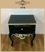 Bedroom furniture solid wood night stands night table wood bedside table