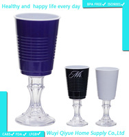 acrylic tumbler manufacturers double wall protein joyshaker shaker cup, red red wine price in india