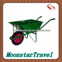 metal wheel barrow WB2200 electric powered wheel barrow