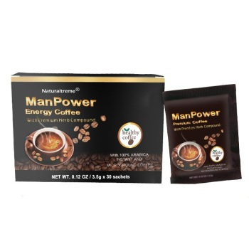 Superfood Tongkat Ali Maca Man Power Coffee