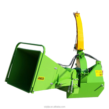 CE certificated cheap pto BX wood chipper shredder