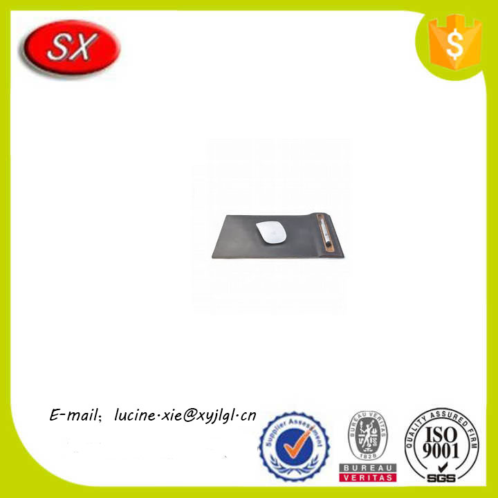 OEM supplier metal High Quality rubber base Aluminum various shape mouse pad metal design