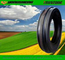 Cheap price agricultural implement tractor steering tire 4.00-19 F2