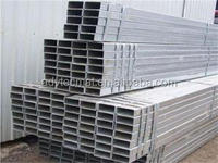STK400/500 Galvanized Square Steel Pipe in High Quality