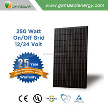 A Grade flexible 200w pvt hybrid solar panel for heating water in N'Djamena market