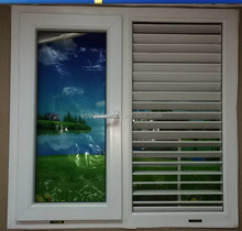 The modern LG brand pvc/upvc jalousie window for house