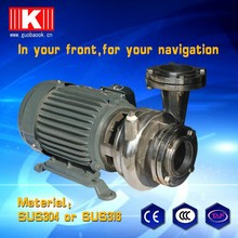 Mini horizontal stainless steel centrifugal pump