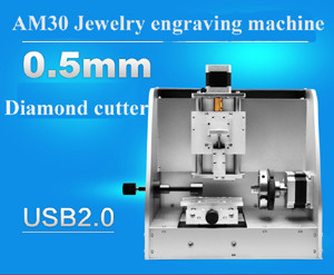 Stainless steel Jewelry laser engraving machines