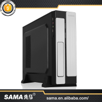 SAMA Newest Latest Design Good Price Slim Micro Atx Computer Case