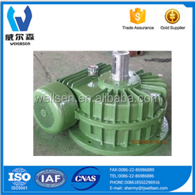 WH seris Circular gear and cylindrical worm reducer