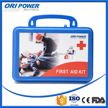 OP CE FDA ISO handy plastic car first aid box