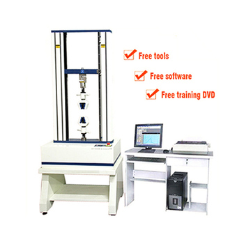 Good Quality Low Price ASTM D903 Tensile Test Machine