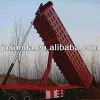 60 Ton 3 Axles Tipper Trailer