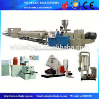 PVC core-layer expanded pipe production line