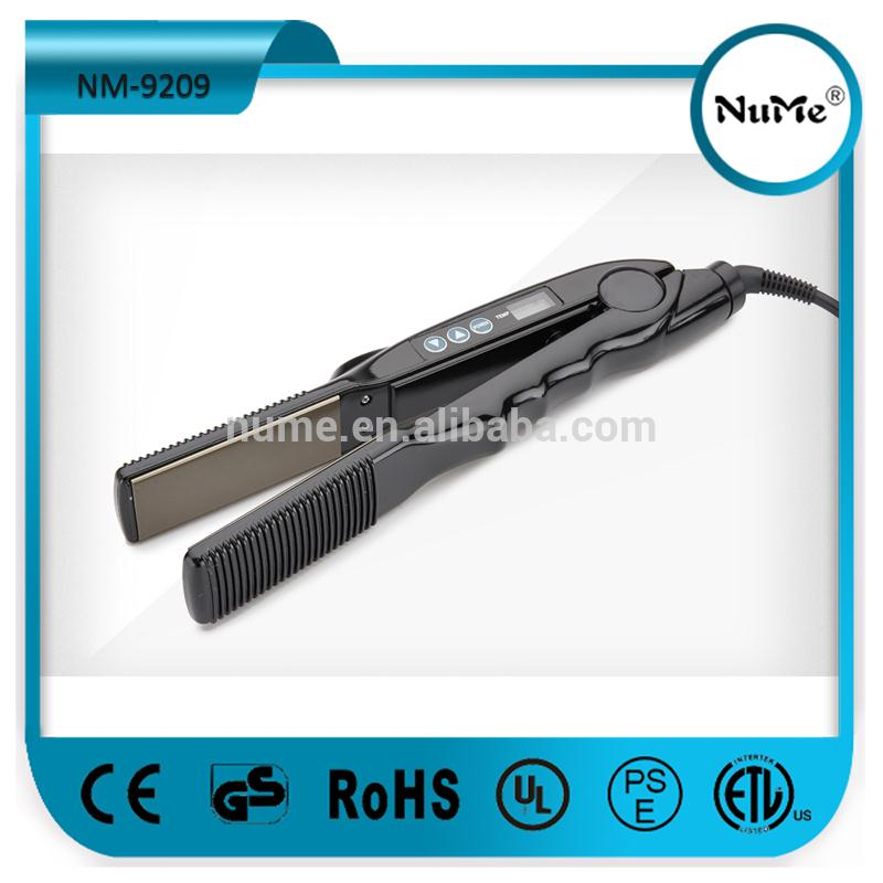 Hot selling nume custom bling flat iron with low price