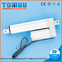 TOMUU customization supported small 12v 24v linear car actuator