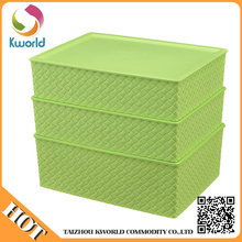 Low price guaranteed quality 150l plastic storage box bin