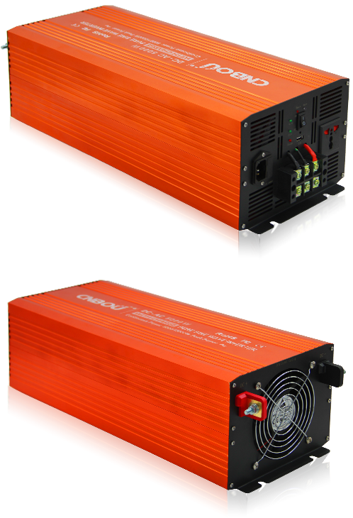 50HZ 24V 220V 5000W solar inverter charger