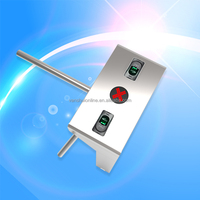 Stainless steel tripod turnstile/ security turnstile gate/ access control automatic barrier gate