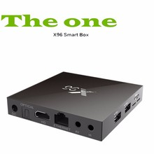 100% original X96 m8 m8s android tv box MQX pro android 6.0 amlogic S905X quad core tv box