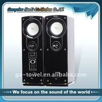 2.0 professional active home theater speakers