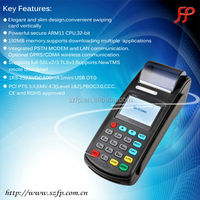 New8110 shop billing machine with pos printer