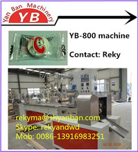 YB-800 Automatic mini magic towels packing machine / 0086-13916983251