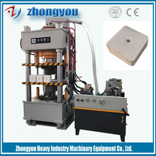 Animal mineral hydraulic press cow salt lick block machine