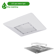high lumen 140lm/w led ceiling light use for gas station 150w