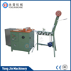 Automatic pvc shoelace metal tipping machine for shoelaces for sale