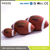 High quality customized logo printing football ball , rubber football , football ball