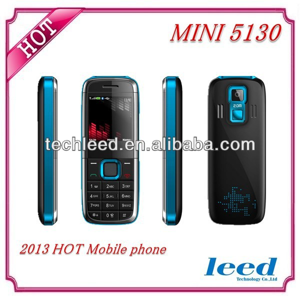 2013 World smallest Popular mini phone 5130
