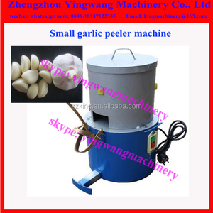 Home use garlic skin separator / small garlic skin remover / peeler / peeling machine