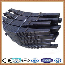 Automobile plate spring/Laminated Leaf Spring/Laminated Spring Suspension