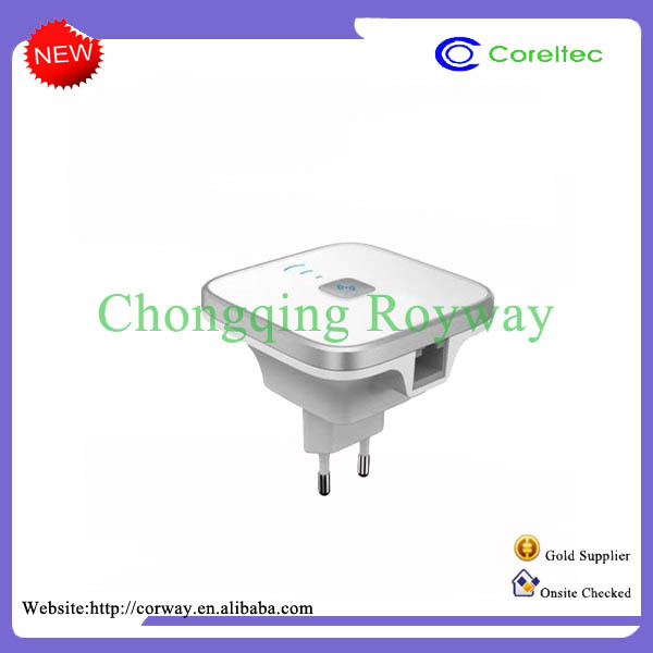 Royway White 100v-240v AC High Power Wireless Repeater network router