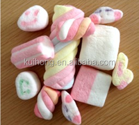 KH CE proved high-tech marshmallow production machine / extruded marshmallow candy making machine for sale price