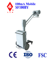 SF100BY 100mA mobile x ray machine for radiography CE, Manufacturer