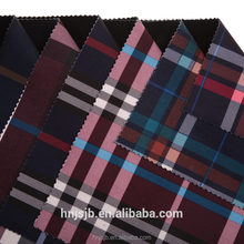 micro polyester brushed tricot jersey fabric for school uniform/ sportwear fabric