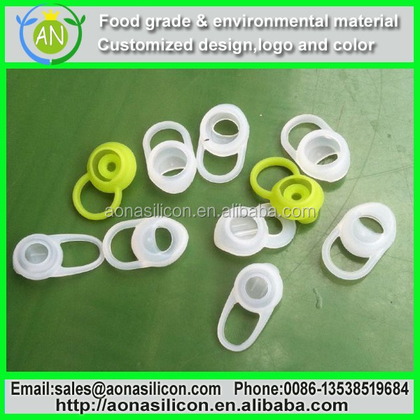 Bluthteeth speaker silicone case, Silicone earphone cover, inside silicone headphone ear case,