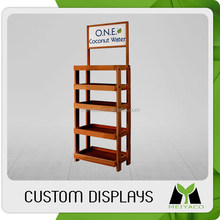 Contemporary best-selling 65inch floor stand display ads