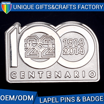 TOP custom Metal bulk lapel pin badges