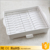 304 Stainless Steel Plastic Draining Drying Dish Rack