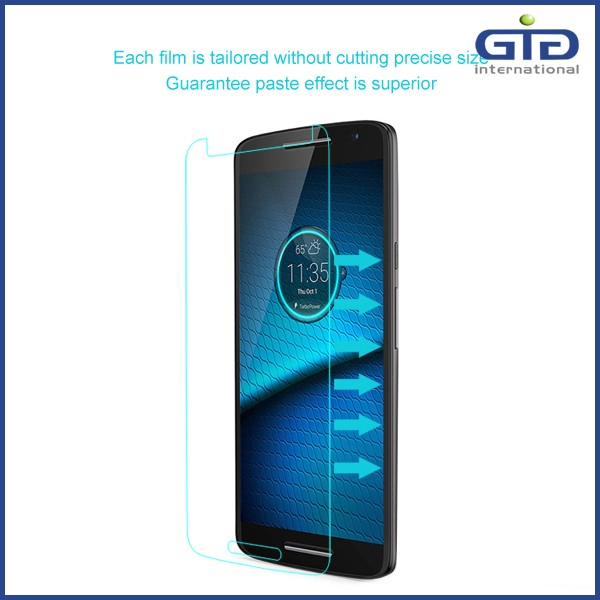 0.33MM 9H For Motorola Droid Maxx 2 Tempered Glass Screen Protector