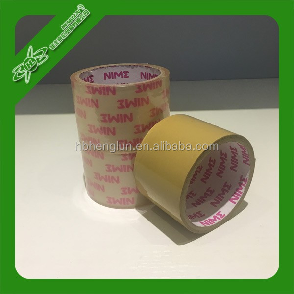 Acrylic Adhesive and Offer Printing Design Printing Colorful Bopp Stationery Tape