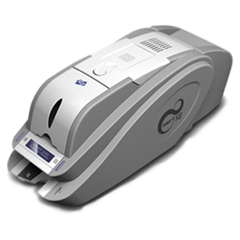 Smart 50 D ID Card Printer
