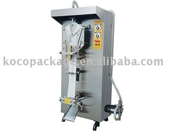 XY Model Automatic Liquid Packer