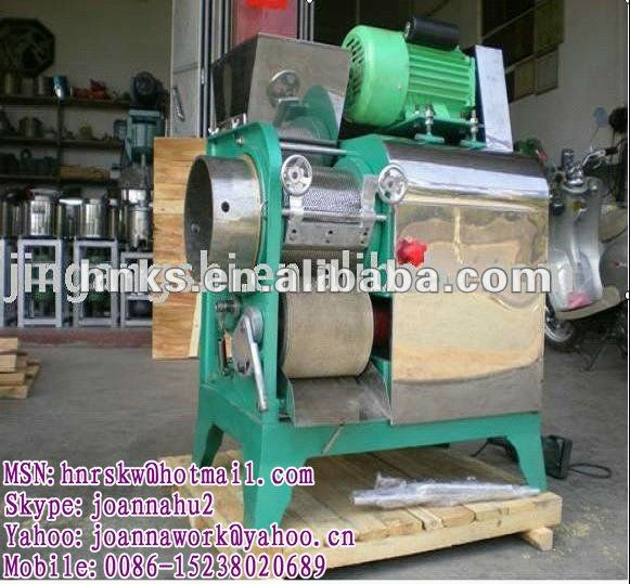 2016 Multi-functional stainless steel fish flesh and bone separator machine