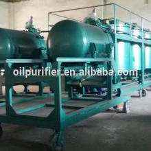 Car engine oil regeneration purifier / Motor oil recycling and deodorization unit